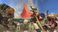 SSB4-Wii U Congratulations Ike Classic