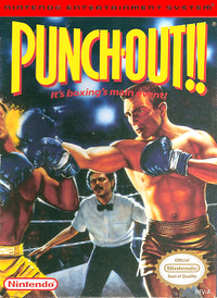 Punch-Out!! (NES) Boxart