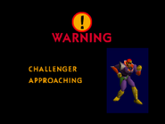 Challenger Approaching Falcon(SSB)
