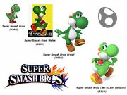 Yoshi (Super Smash Bros. Evolution)