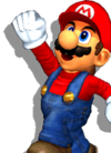 Mario Palette 01 (SSBM)
