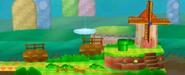 SSB4-Paper Mario Select Screen 001