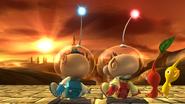 SSB4-Wii U Congratulations Olimar Classic