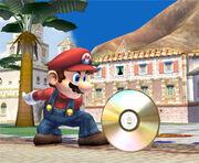 Mario CD