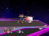 Captain Falcon Neutral attack SSBM