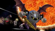 SSB4-Wii U Congratulations Meta Knight All-Star