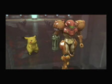 Samus and pikachu