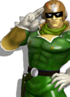 Captain Falcon Palette 05 (SSBM)