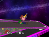 Peach Down throw SSBM