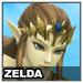 Zelda Icon SSBWU