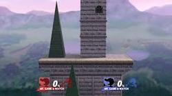 Omega Hyrule Castle