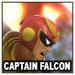 Captain Falcon Icon SSBWU