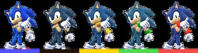Sonic pallete