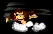 Donkey Kong Spinning Kong SSBM