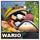 Wario Icon SSBWU