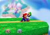 Mario Grab SSB