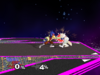 Falco Neutral attack SSBM