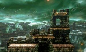 N3DS SuperSmashBros Stage06 Screen 01