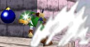 Bomb Link Throw SSB