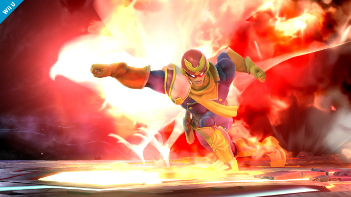 Captain falcon punch - photo#3