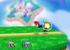 Mario Back aerial SSB