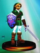 Link trophy (SSBM)