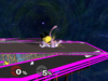 Pichu Down throw SSBM