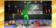 Little Mac victory 2