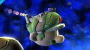 SSB4 WiiU Starship Mario