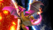 SSB4-Wii U Congratulations Charizard Classic