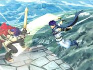 Ike quickdraw aerial