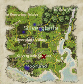 how to get to silverglade mine