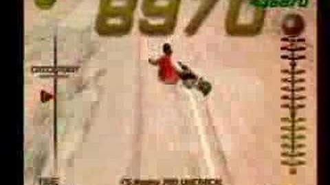 SSX - Mesablanca Showoff World Record - 795,660