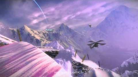 SSX - Gamescom 2011 trailer