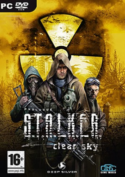 STALKER Clear Sky thumb-1-