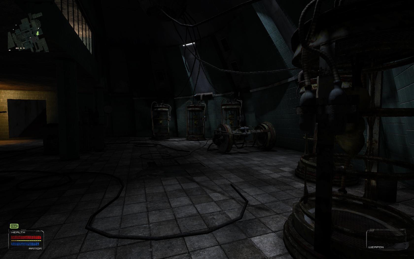 Сталкер прохождение лаборатория х 18