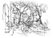 Limansk courtyard 01