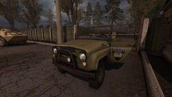 SCS UAZ Jeep