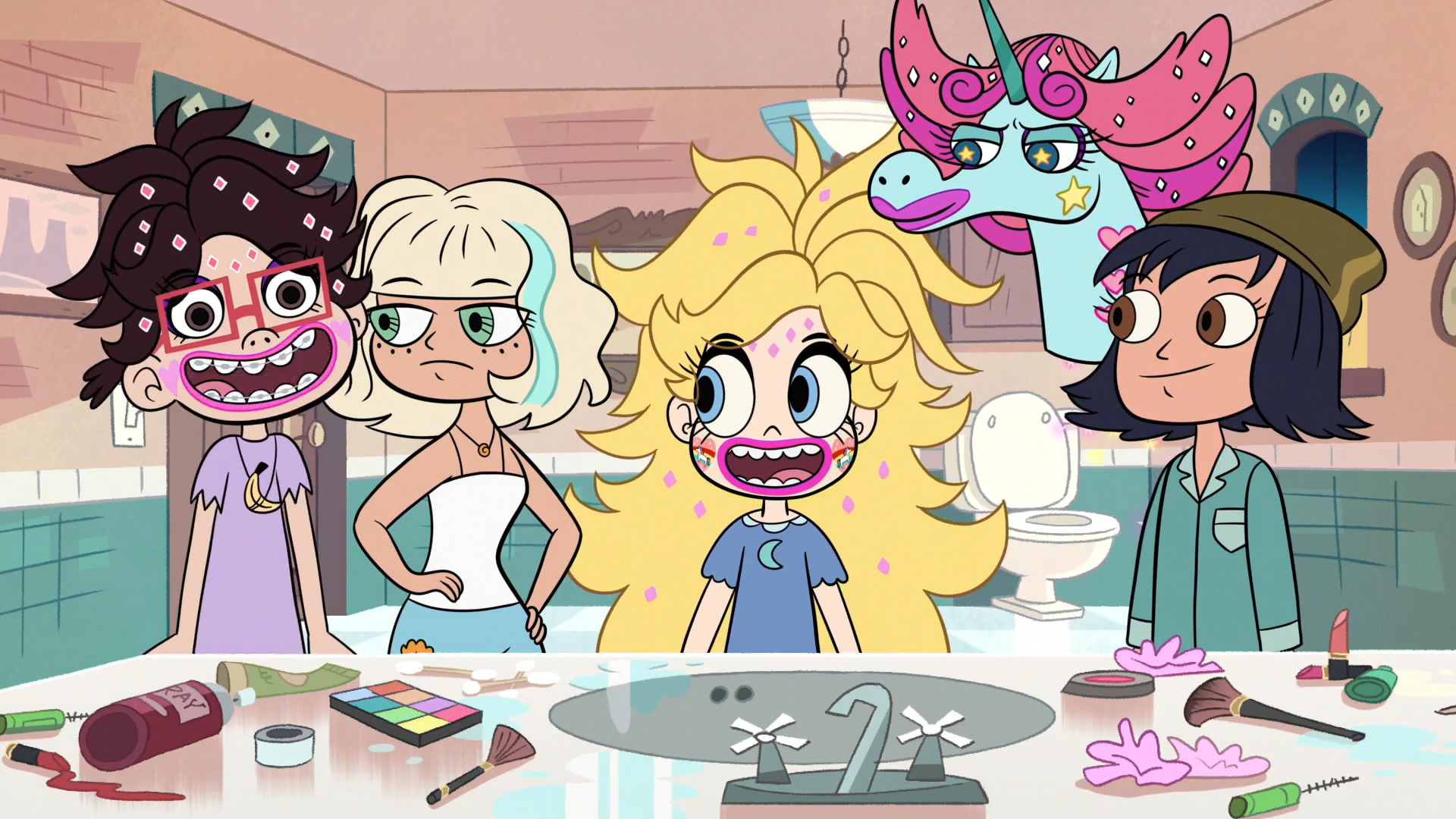 Sleepover/Gallery   Star vs. the Forces of Evil Wiki   FANDOM ...