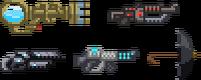 BadgeExtra gun