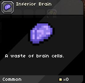 Inferior Brain