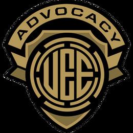 UEE Advocacy logo