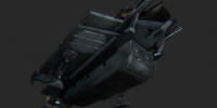 Bulk cargo pod