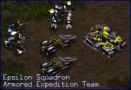 EpsilonSquadronArmoredCorps SC1 Game1