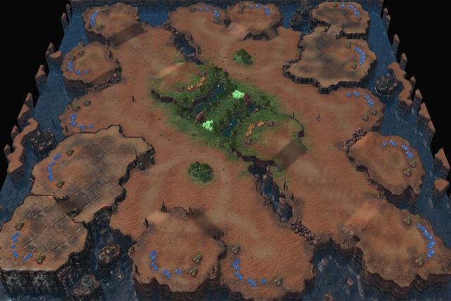 File:SecretSpring SC2 Map1.jpg