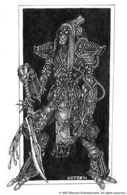 Tassadar SC1 Art1