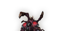 Infested trooper