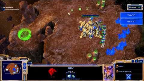 Starcraft 2 Arcade Starcraft Master Round 17