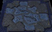 FossilQuarry SC2 Map1