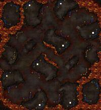 LavaFlow SC2 Map1